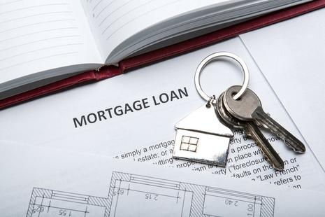 What is the loan rate for a property?